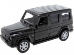 czarny MERCEDES-BENZ G-CLASS SKALA 1:34-39 MODEL WELLY