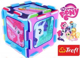 PUZZLE PIANKOWE My Little Pony Mata Piankowa 30x30