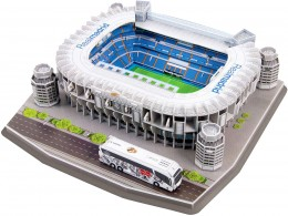 PUZZLE 3D stadion REAL MADRYT Model Trefl
