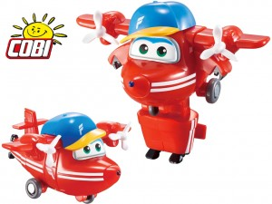 COBI SUPER WINGS Figurka Transformujący FILIP