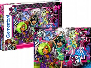CLEMENTONI Puzzle Monster High 250 Elementów 29649