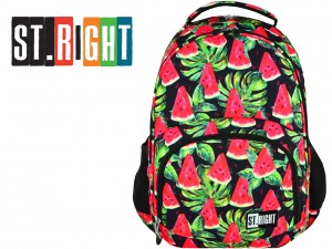 ST.RIGHT PLECAK 3-komorowy 23 litry BP23 WATERMELON + GRATIS CHUSTA
