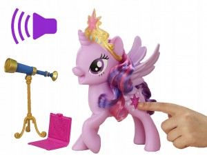 MY LITTLE PONY Interaktywny KUCYK Twilight SPARKLE