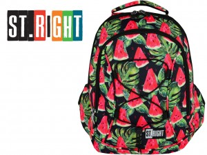 ST.RIGHT PLECAK 3-komorowy 24 litry BP32 WATERMELON + GRATIS chusta