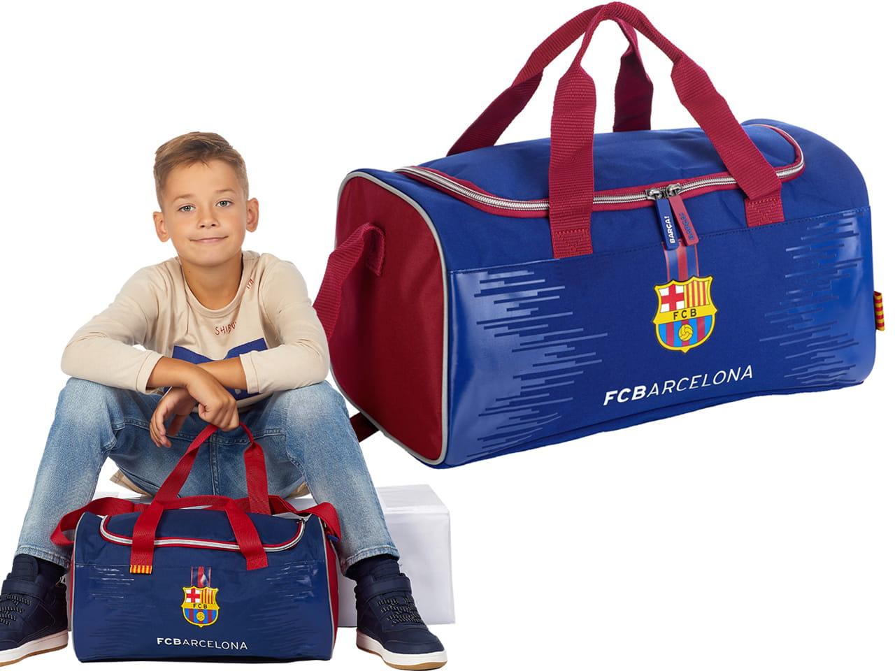 Torba sportowa dla dziecka FC Barcelona na trening FC 225